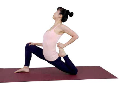 urdhva dhanurasana / raised bow pose  asana