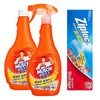 MR MUSCLE - KITCHEN CLEANER TRIGGER REFILL GIFT PACK - 500GX2+25'S