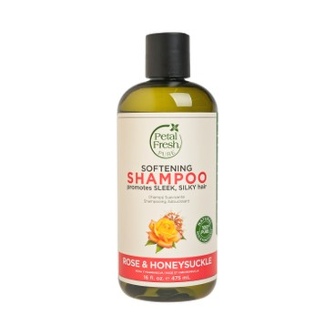 PETAL FRESH - Rose Honeysuckle Shampoo - 475ML