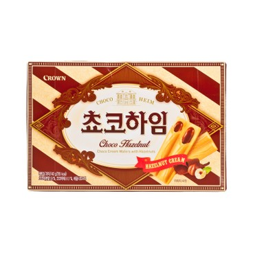 CROWN - Heim Choco filled Wafe - 142G