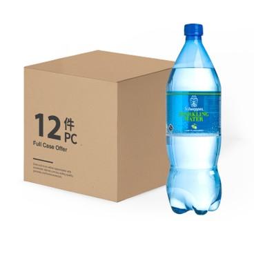 玉泉 - 有氣水青檸味-原箱 - 1.25LX12