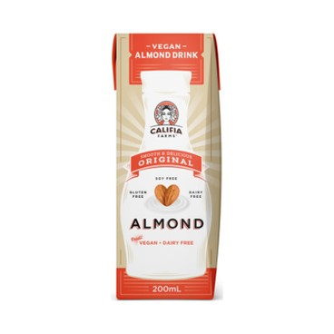 CALIFIA FARMS - Almond Milk - 200MLX3