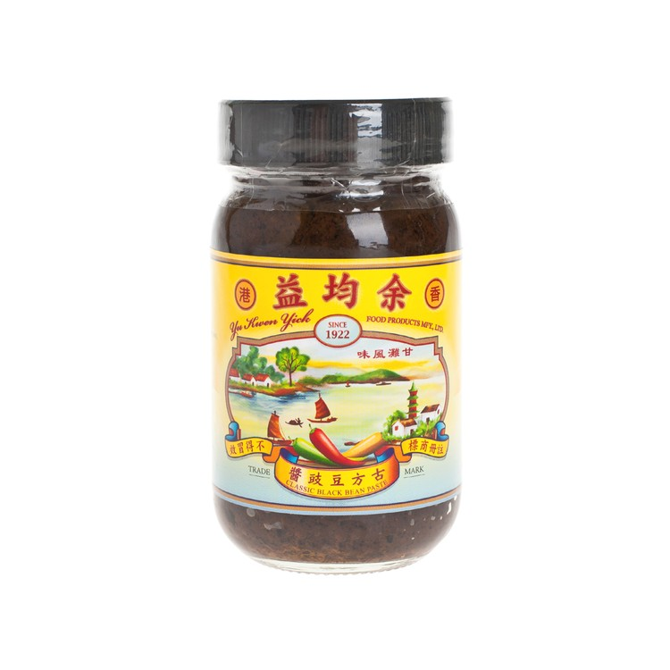 YU KWEN YICK - TRADITIONAL BEAN SAUCE - 230G