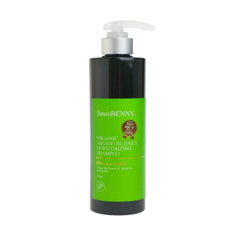 JIMMBENNY BY 彩豐行 - 有機堅果油盈潤洗髮乳 - 500ML
