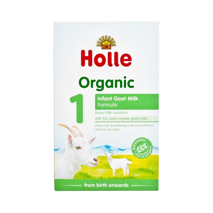 HOLLE - ORGANIC INFANT GOAT MILK FORMULA 1 - 400G