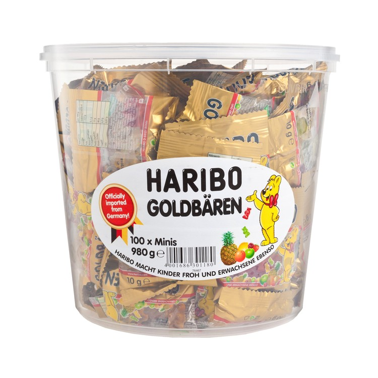 HARIBO - GOLDBAEREN GUMMY-PARTY SET - 980G