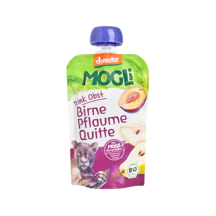 MOGLI - 有機西梅果蓉 - 100G