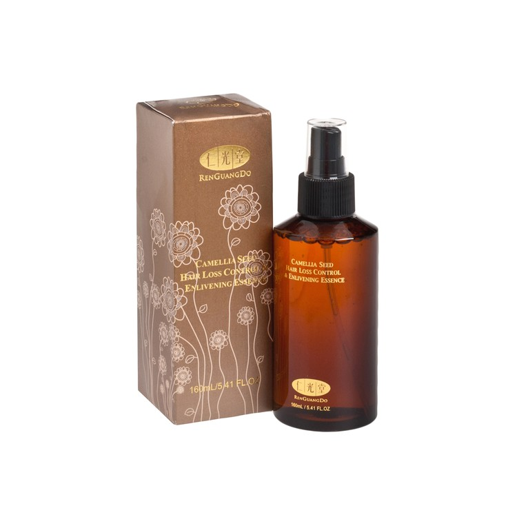 REN GUANG DO - CAMELLIA SEED HAIR LOSS CONTROL & ENLIVENING ESSENCE - 160ML