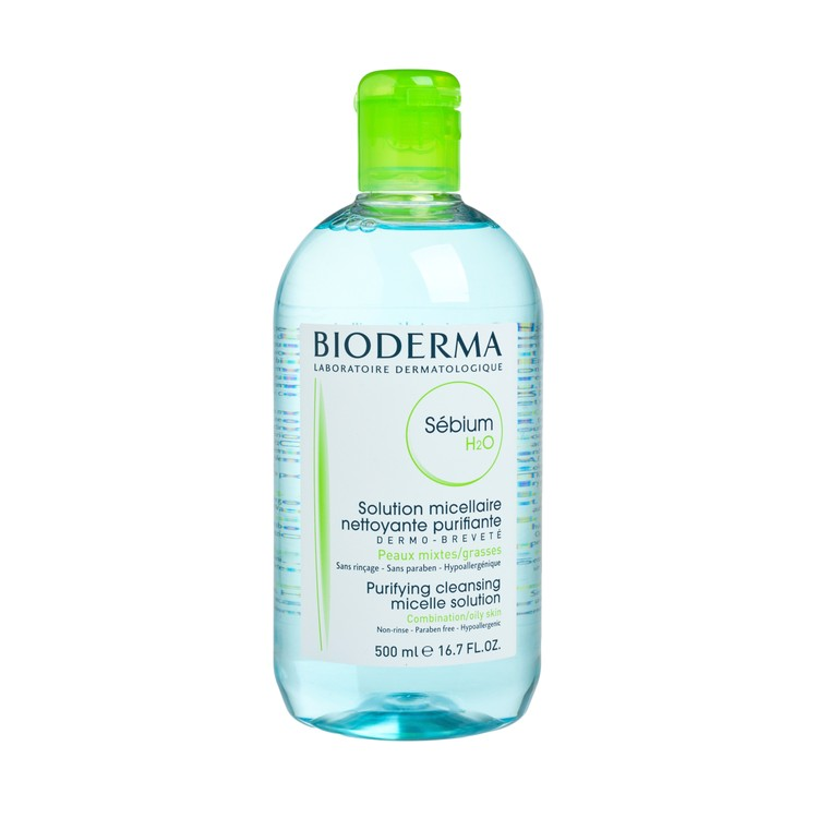 BIODERMA - SEBIUM H2O-PURIFYING CLEANSING  - 500ML