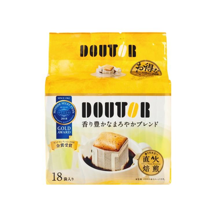 DOUTOR - 直火焙煎滴濾式咖啡-香滑 - 7GX18