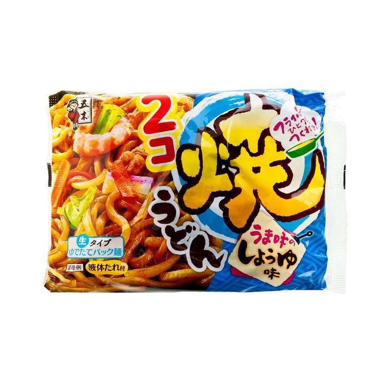 五木食品 - 炒烏冬-醬油 (2人份量) - 396G