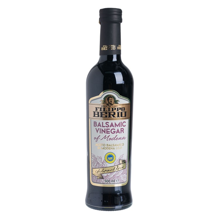 FILIPPO BERIO - BALSAMIC VINEGAR - 500ML