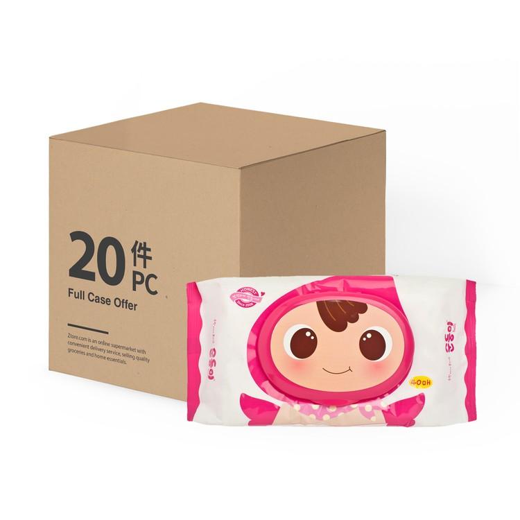 順順兒 - 原箱 多用途嬰兒濕紙巾 - 40'SX20