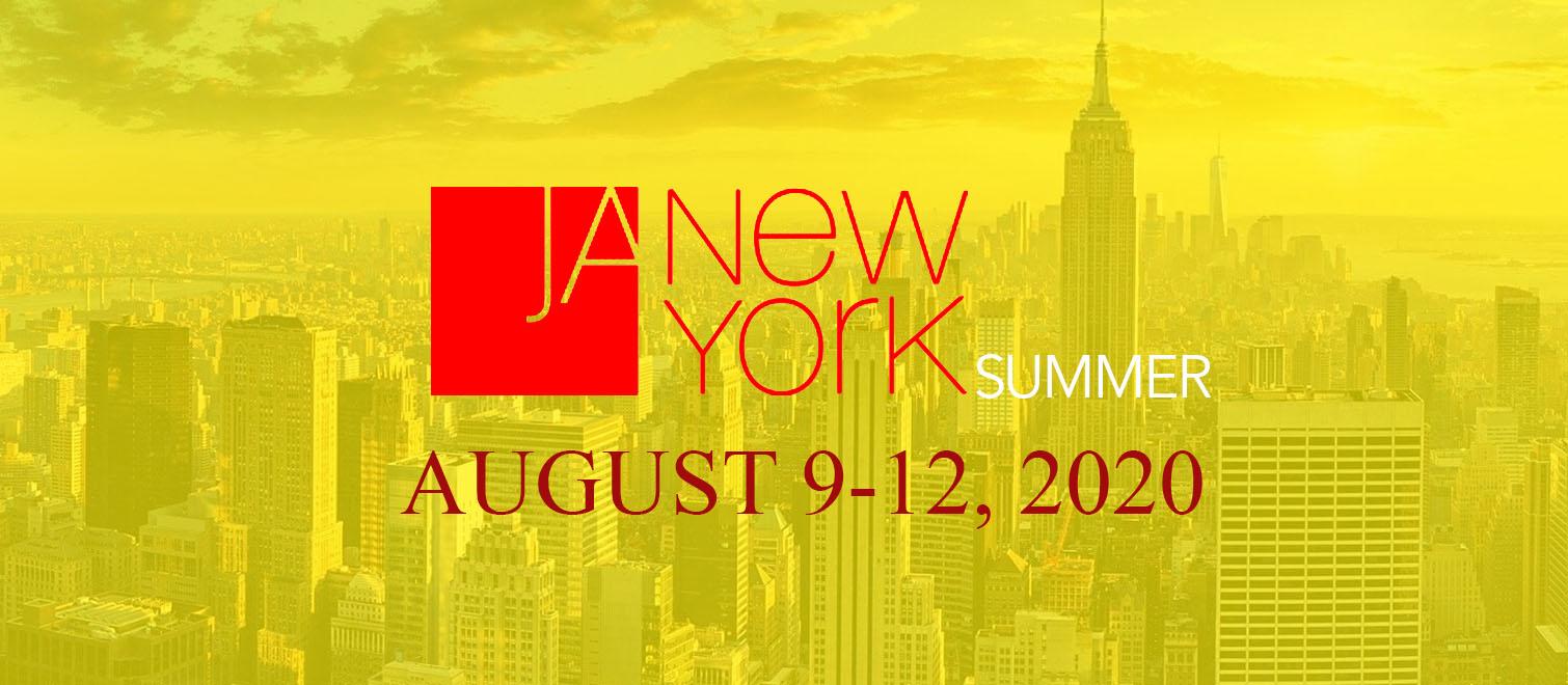 JA New York Summer Show